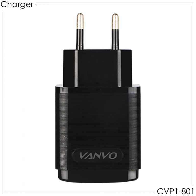 USB Travel Charger VANVO CVP1-801