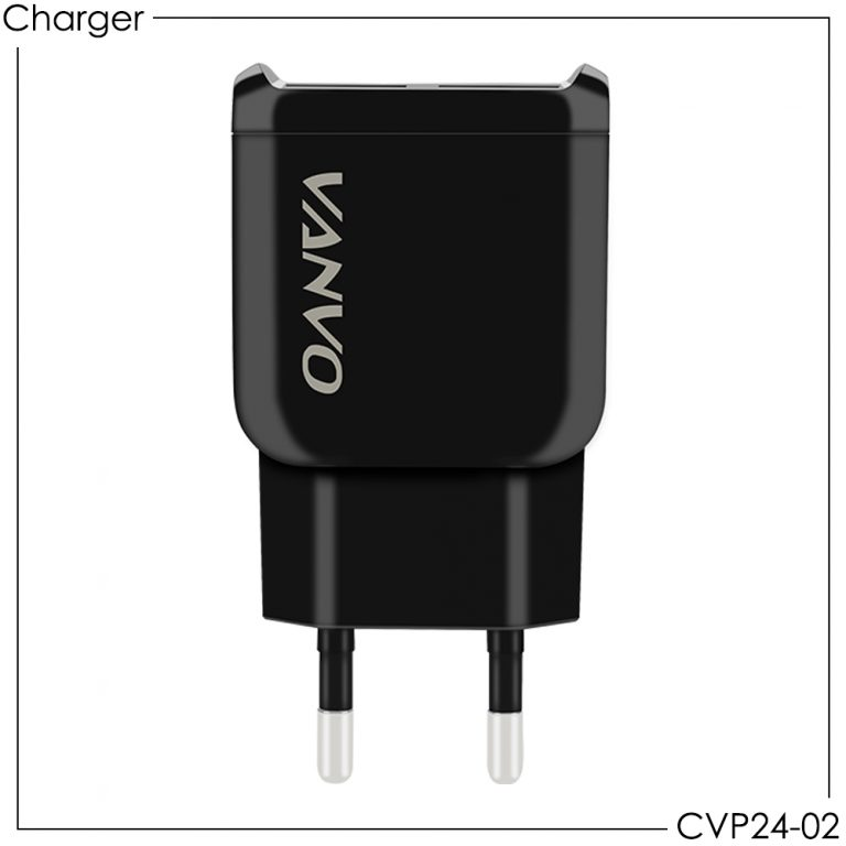 Vanvo Travel Charger CVP24-02 Dual Output