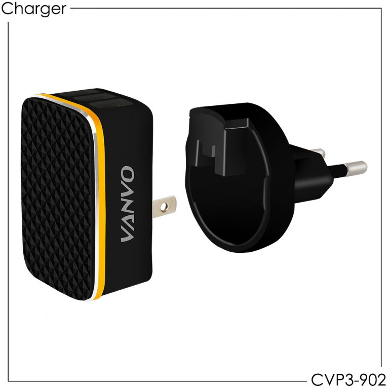 Vanvo 3 USB Multi Port Charger CVP3-902