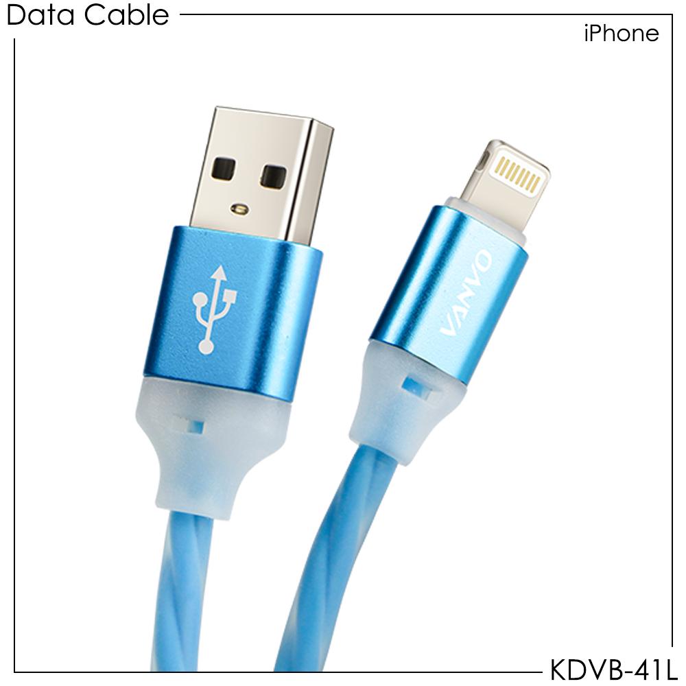 Kabel Data Vanvo KDVB-41L for Iphone