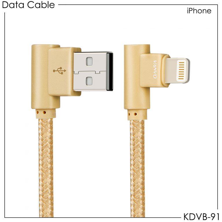 Kabel Data Vanvo KDVB-91 for Iphone