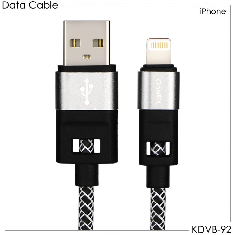 Kabel Data Vanvo KDVB-92 for Iphone