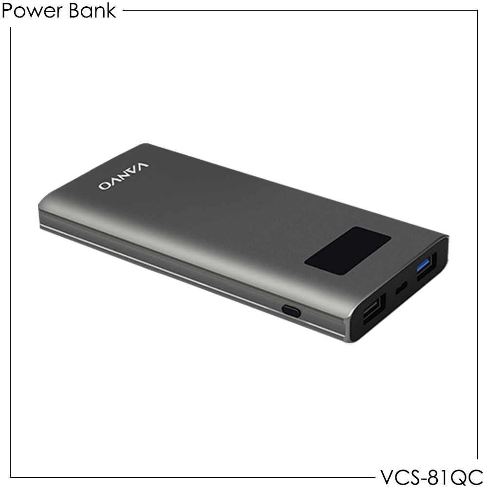Power Bank Vanvo VCS-81QC 10000mAh