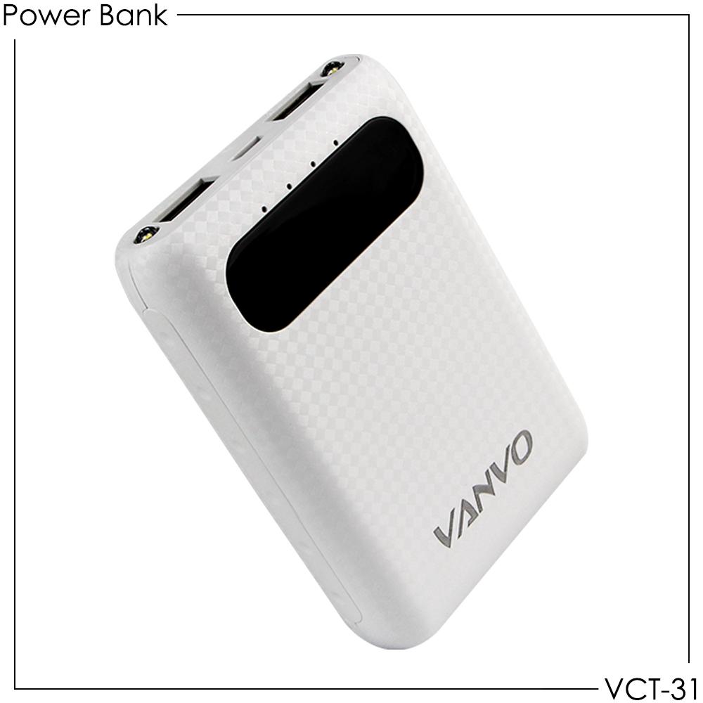 Power Bank Vanvo VCT-31 6600mAh
