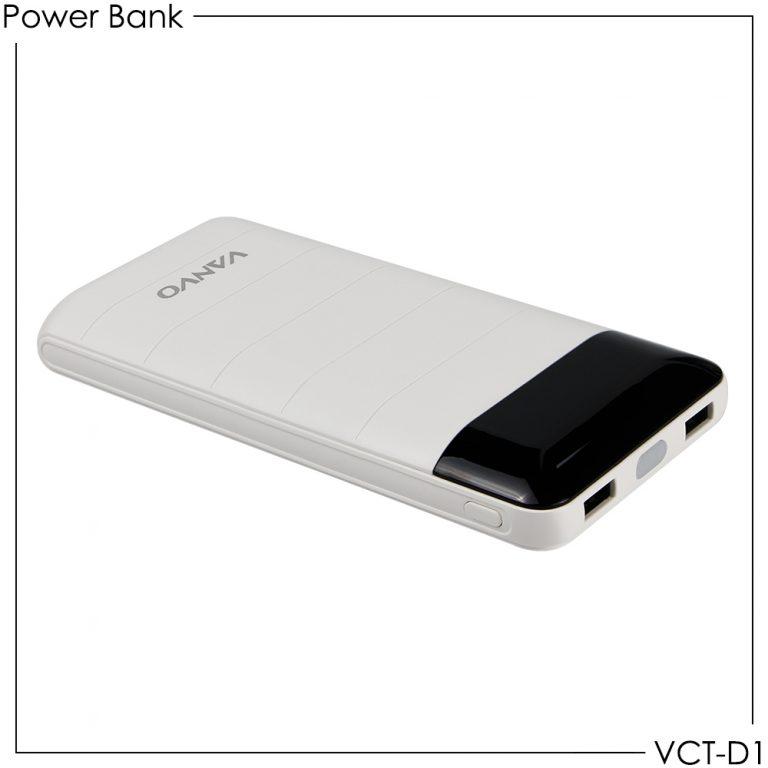 PowerBank Vanvo VCT-D1 17600mAh