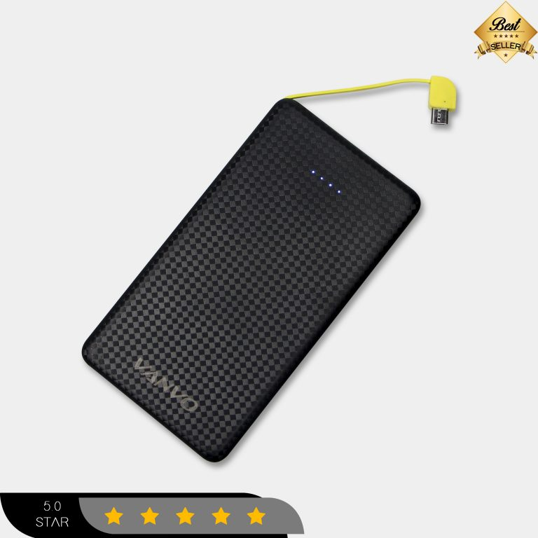 Power Bank Vanvo VES-13 Slim 5000mAh