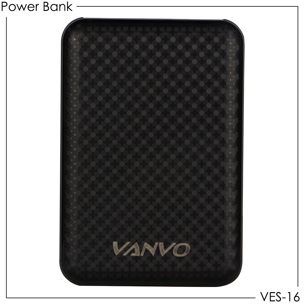 Power Bank Vanvo VES-16 Dual USB Output 10000mAh