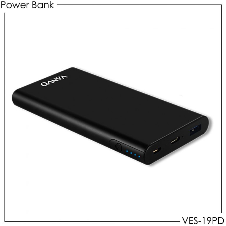 Power Bank Vanvo VES-19PD 10000mAh
