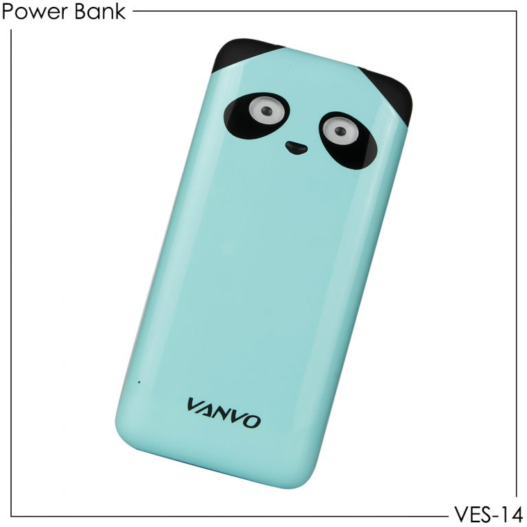 Power Bank Vanvo VES-14 Dual USB Output 10000mAh