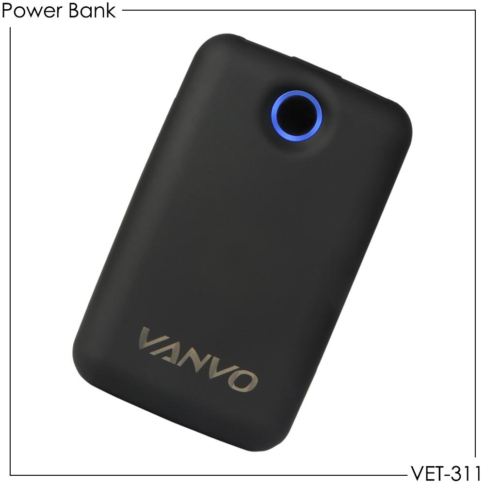 Power Bank Vanvo VET-311 Dual Output 6600mAh