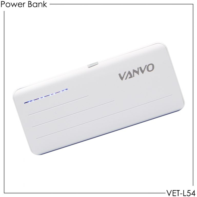 Power Bank Vanvo VET-L54 11000mAh