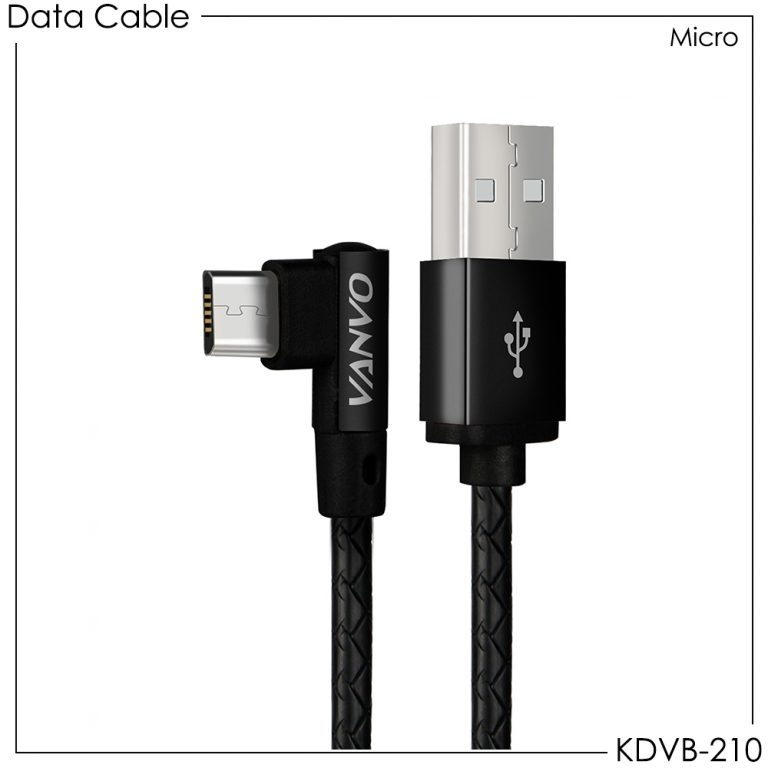 Vanvo Data Cable KDVB-210 for Micro 100cm