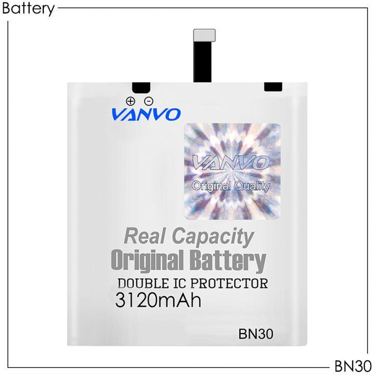 Battery Vanvo BN30 3120mAh (Redmi 4A)