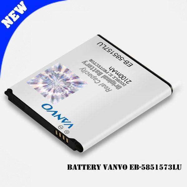 Battery Vanvo EB-585157LU 2100mAh