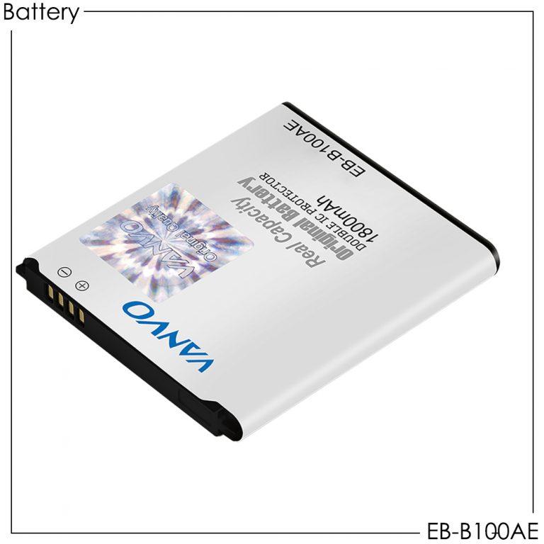 Battery Vanvo EB-B100AE 1800mAh
