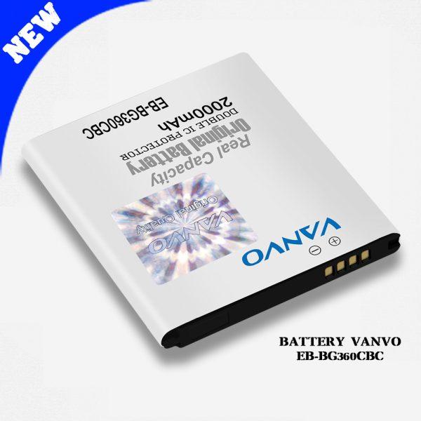 Battery Vanvo EB-BG360CBC 2000mAh