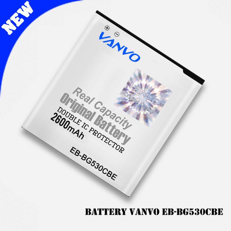 Battery Vanvo EB-BG530CBE 2600mAh