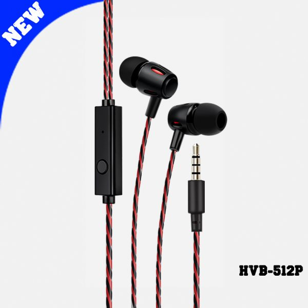 Earphone Vanvo HVB-512P