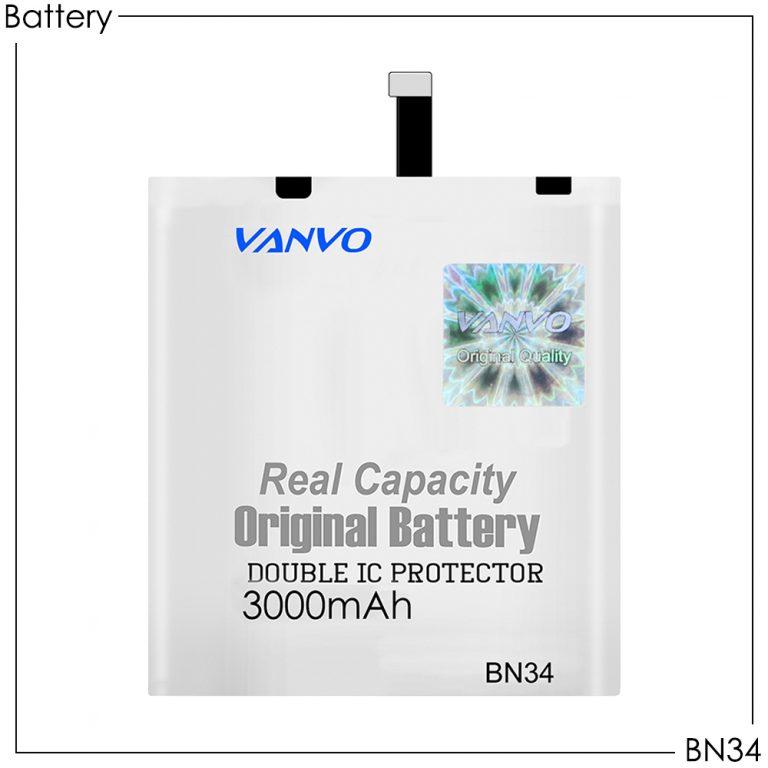 Battery Vanvo BN34 3000mAh (Redmi 5A)