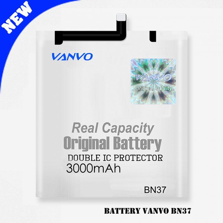 Battery Vanvo BN37 3000mAh (Redmi 6A)