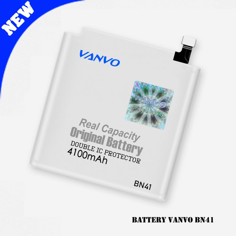 Battery Vanvo BN41 4100mAh