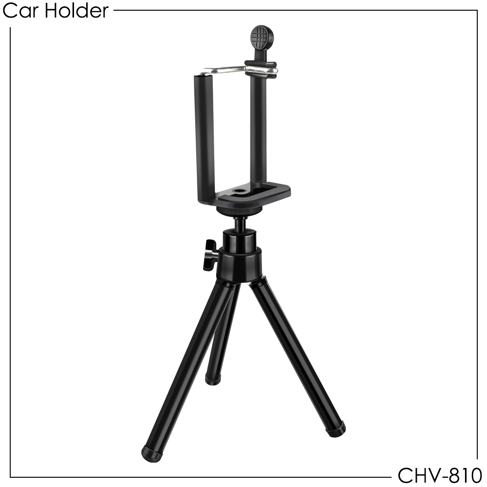 Tripod Mini Holder U Vanvo CHV-810