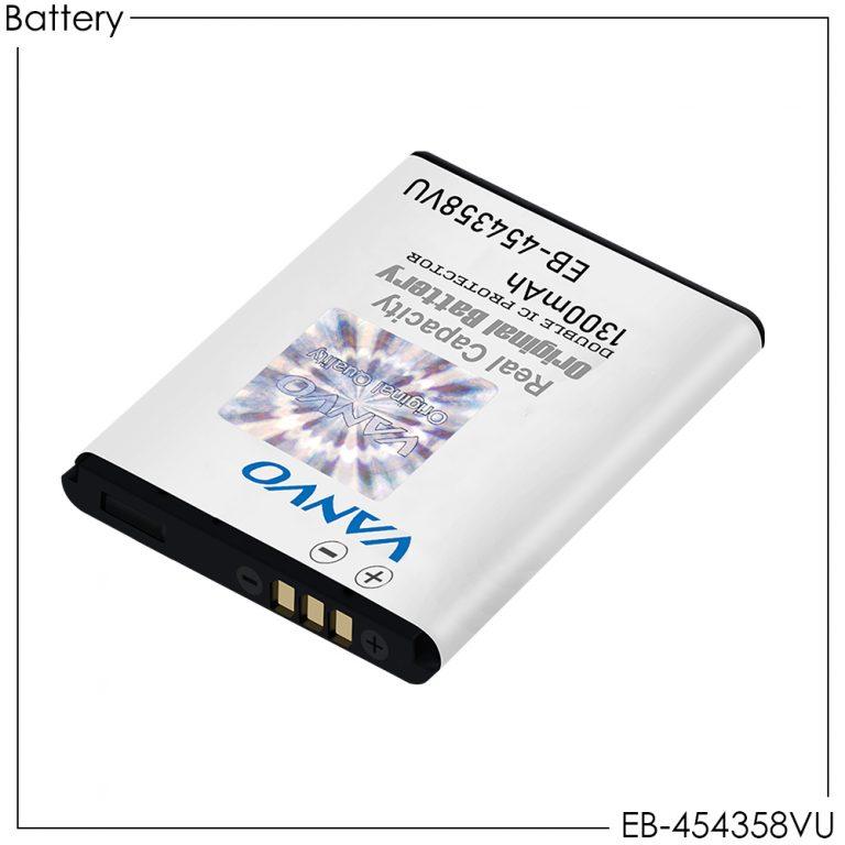 Battery Vanvo EB-454358VU 1300mAh