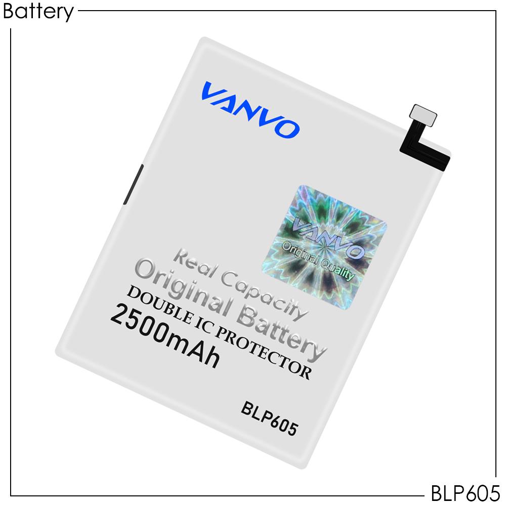 Battery Vanvo BLP605 2500mAh