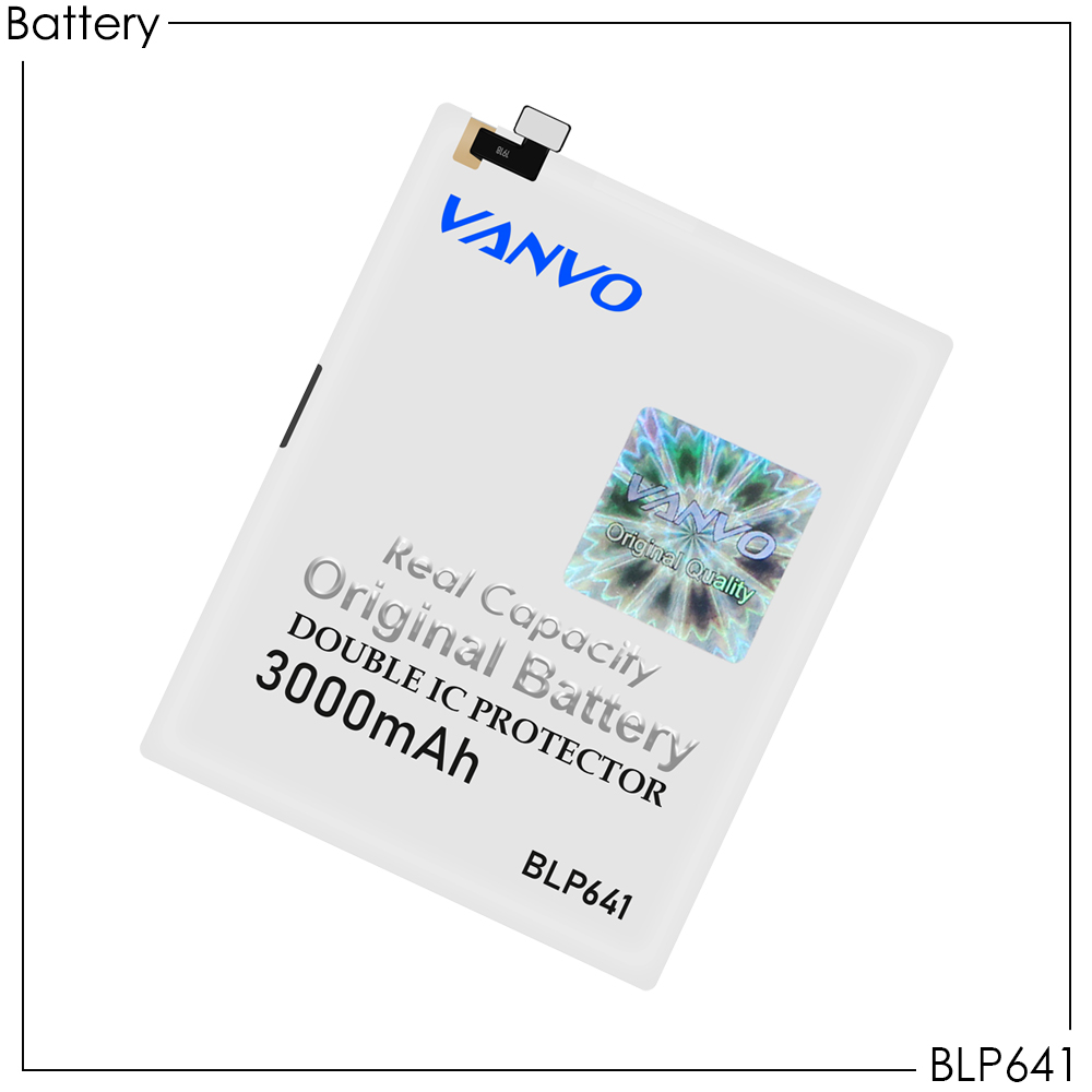 Battery Vanvo BLP641 3000mAh
