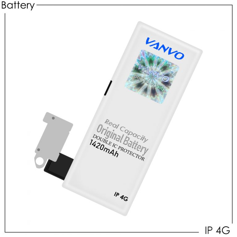 Battery Vanvo IP 4G (iPhone 4G) 1420mAh