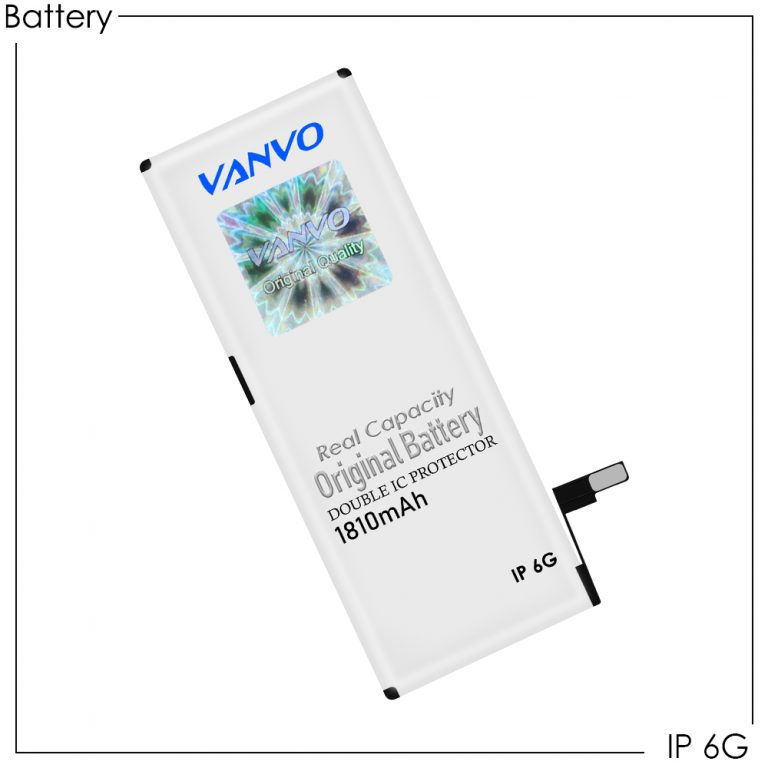 Battery Vanvo IP 6G (iPhone 6G) 1810mAh