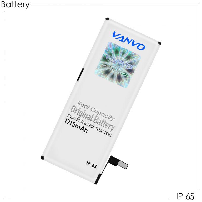 Battery Vanvo IP 6S (iPhone 6S) 1715mAh