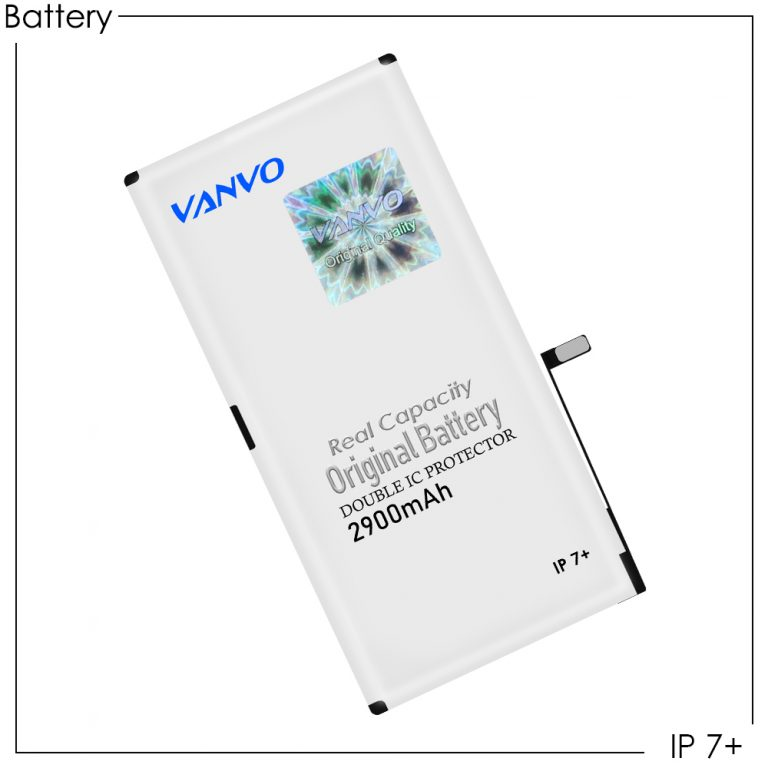 Battery Vanvo IP 7 Plus (iPhone 7 Plus) 2900mAh