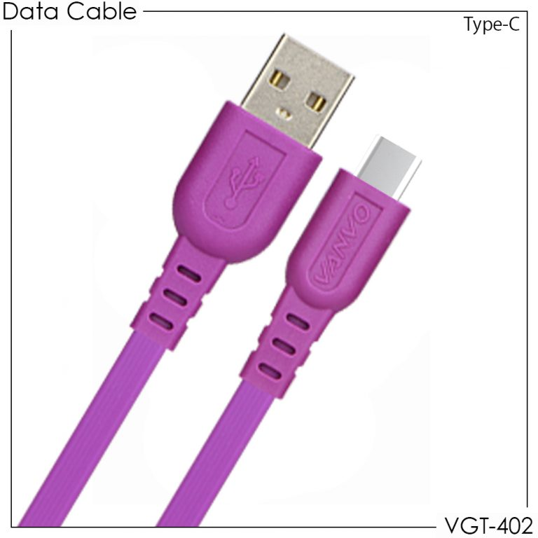 Kabel Data Vanvo VGT-402 100cm For USB Type-C