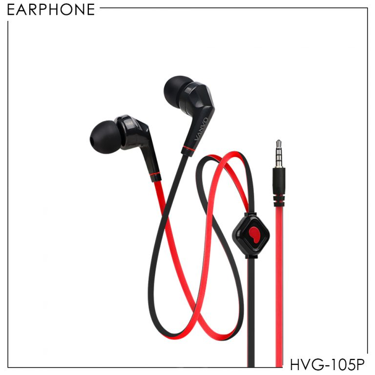 Earphone Vanvo HVG-105P