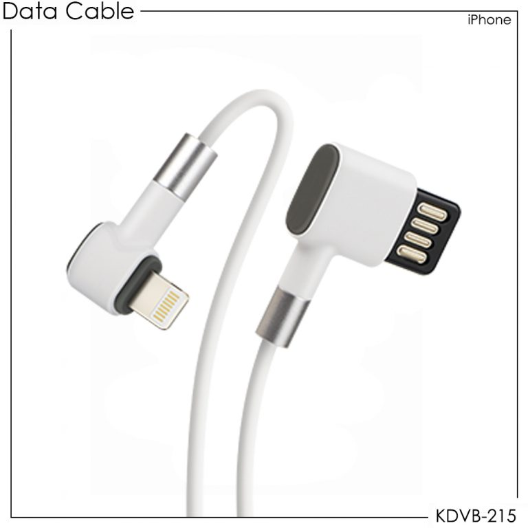 Kabel Data Vanvo KDVB-215 For iPhone 100cm