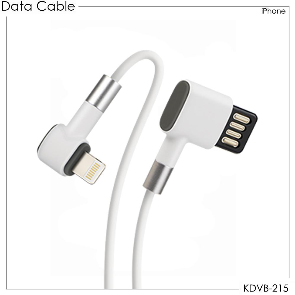 Kabel Data Vanvo KDVB-215 For iPhone 100cm