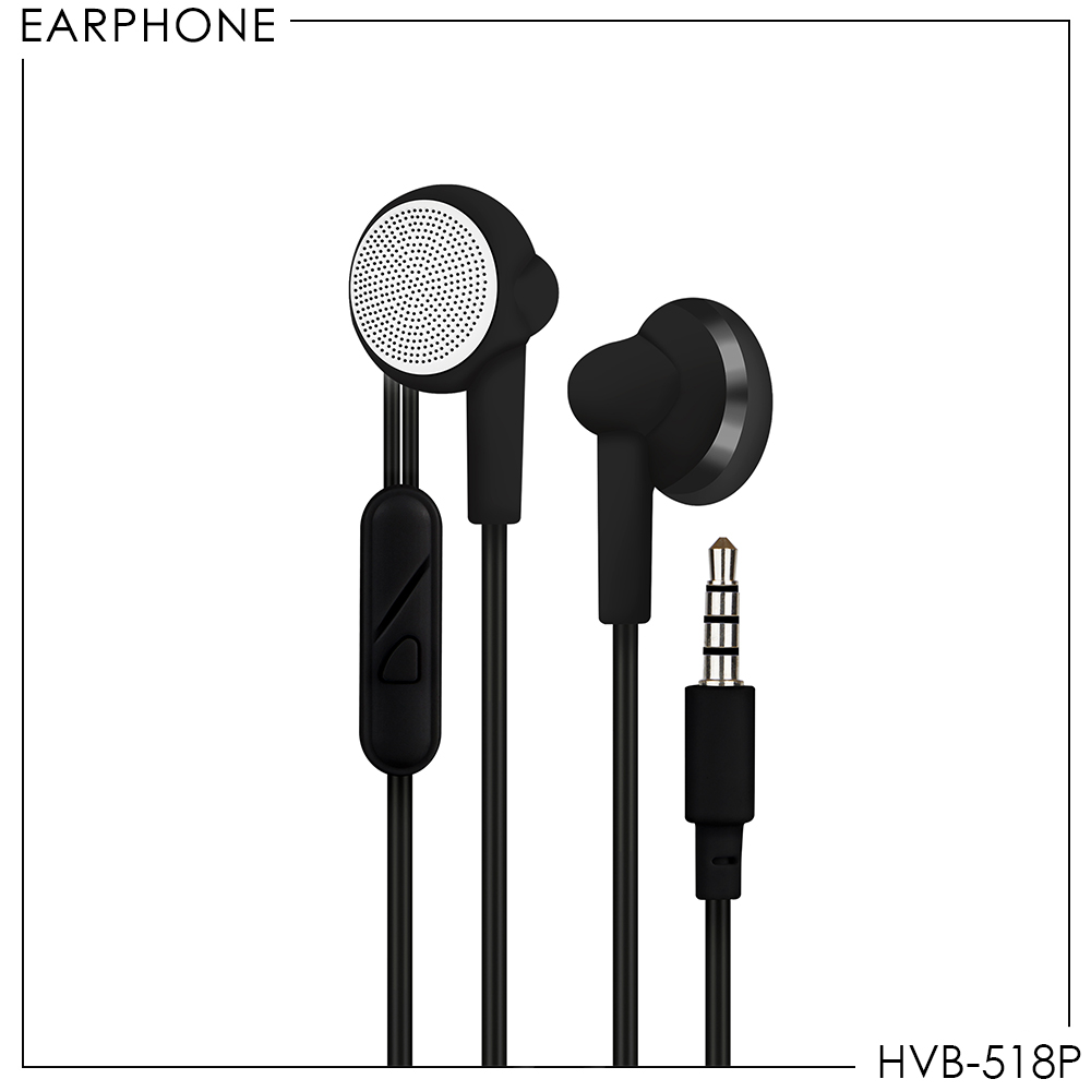 Earphone Vanvo HVB-518P