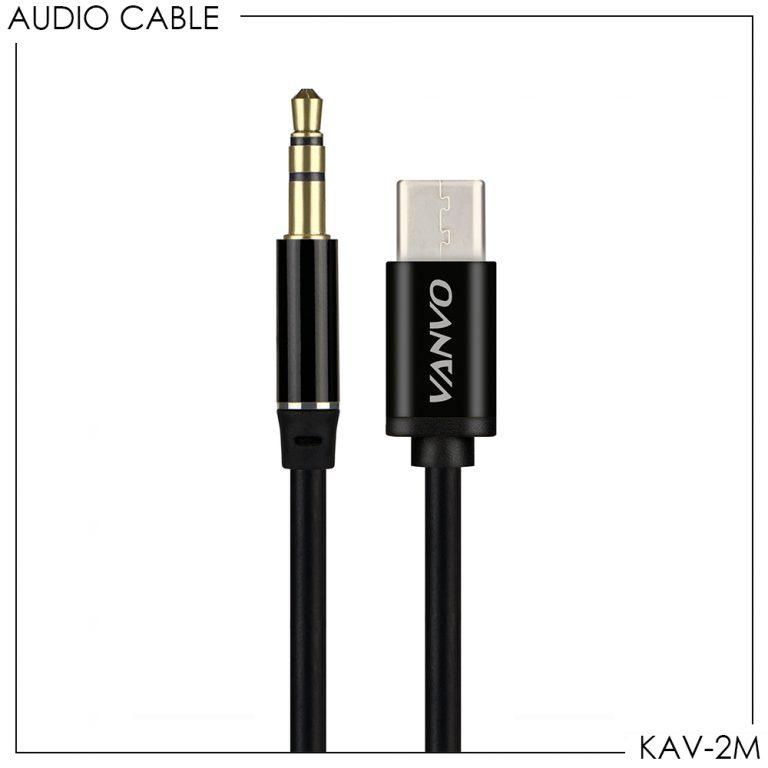 Kabel Audio Vanvo KAV-2M