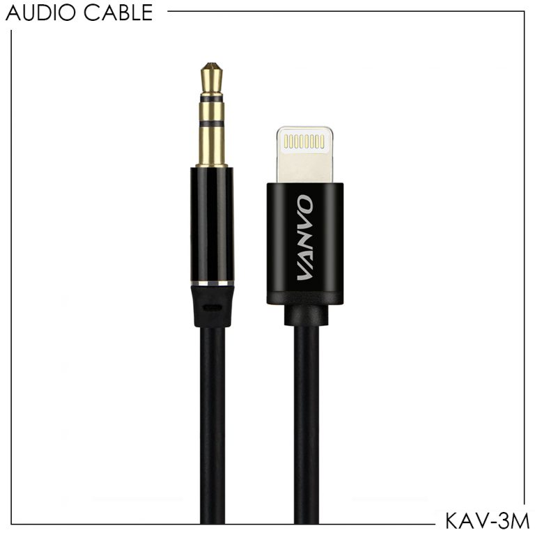 Kabel Audio Vanvo KAV-3M