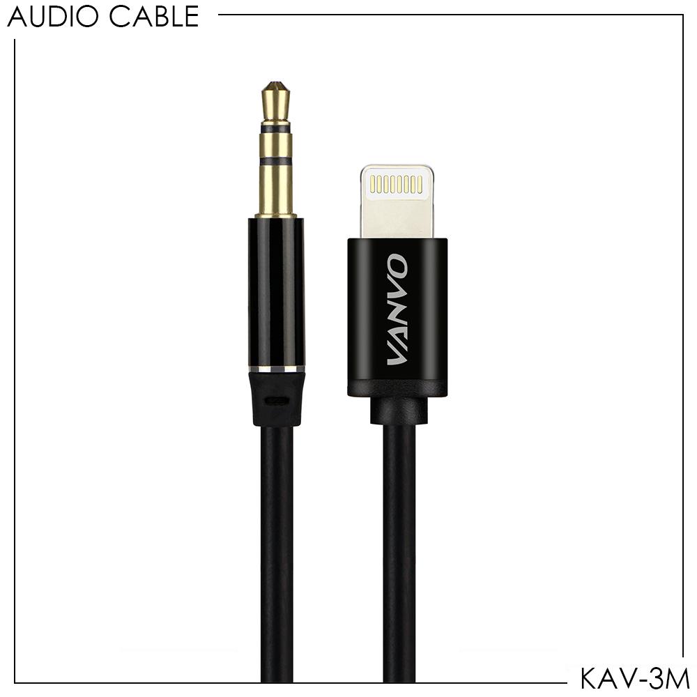 Kabel Audio Vanvo KAV-3M